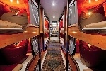 couchettes tourbus Absolute Touring France